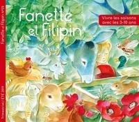 Collectif - Fanette et filipin n°25 ete.