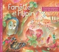 Collectif - Fanette et filipin n°26 automne 2019.