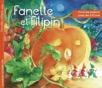Collectif - Fanette et filipin n°30 automne 2020 - Vivre dles saisons avec les 3-10 ans 2020.