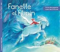 Collectif - Fanette et filipin n°31 hiver 2020 - Vivre dles saisons avec les 3-10 ans 2020.