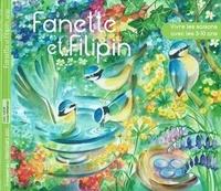Collectif - Fanette et filipin n°32 printemps 2021 - Vivre dles saisons avec les 3-10 ans 2020.