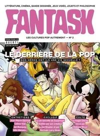 Collectif - Fantask N°1 printemps/été 2020 : Le derrière de la pop.