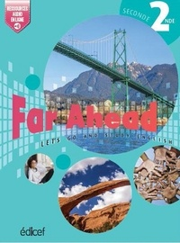 Collectif - Far Ahead Seconde Student's book - Let's go and study English.