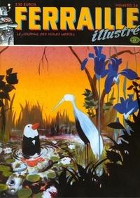 Collectif - Ferraille Illustré N°24.