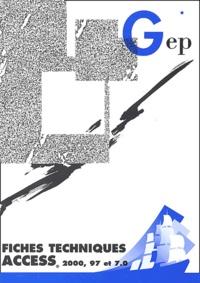 Fiches techniques Access 2000, 97 et 7.0.pdf