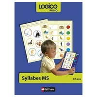 Collectif - Fichier Logico - Syllabes MS.