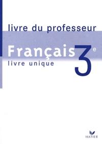 Telecharger Pdf Francais 3eme Livre Du Professeur