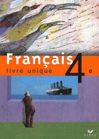 Pdf Gratuit Francais 4eme Livre Unique Manuel