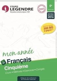 Collectif - Français 5e.
