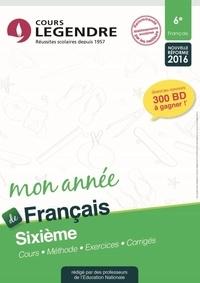 Collectif - Français 6e.