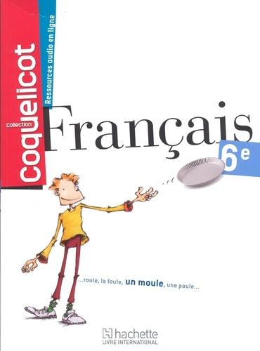 Francais 6eme Coll Coquelicot Eleve
