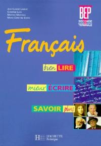 Histoiresdenlire.be Français BEP 2e professionnelle et Tle - Bien lire, mieux écrire, savoir plus Image