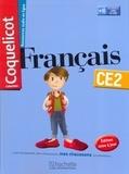 Collectif - Français CE2 Coquelicot.