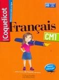 Collectif - Français CM1 Coquelicot.