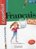 Collectif - Français CM2 Coquelicot - Livret d'activités.