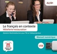 Français en contexte hotellerie et restauration