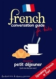 Collectif - French conversation, guide for kids.