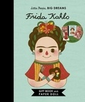 Collectif - Frida Kahlo - Paper doll.