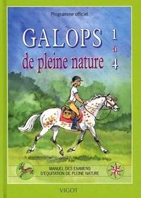 Accentsonline.fr Galops de pleine nature 1 à 4 - Programme officiel Image