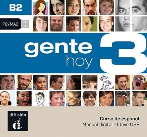 Collectif - Gente hoy 3. 1 Clé Usb