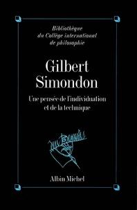 Collectif et  Collectif - Gilbert Simondon.
