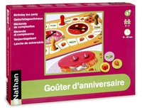 Collectif et Gilit Metuki - Goûter d'anniversaire.