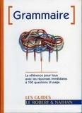 Collectif - Grammaire.