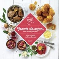 Librairie téléchargement gratuit Grands classiques de la cuisine française 100 recettes indémodables 9782017027584 ePub (Litterature Francaise) par