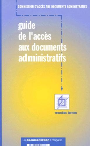 Liberté D'accès Aux Documents Administratifs