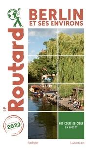 Ebooks gratuits au format pdf télécharger Guide du Routard Berlin 2020 en francais RTF ePub par  9782017869092