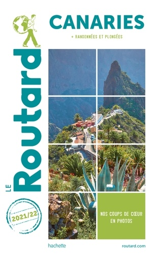 Collectif - Guide du Routard Canaries 2021.