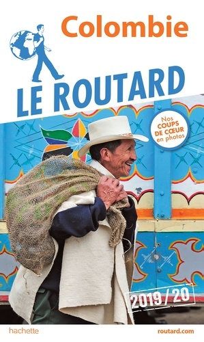 Collectif - Guide du Routard Colombie 2019/20.
