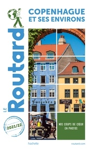Collectif - Guide du Routard Copenhague 2020/21.