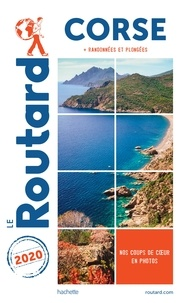 Collectif - Guide du Routard Corse 2020.