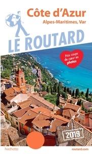 Ebooks français gratuits télécharger pdf Guide du Routard Côte d'Azur 2019  - (Alpes-Maritimes, Var) en francais par  RTF DJVU 9782017069409