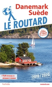 Collectif - Guide du Routard Danemark, Suède 2019/20.