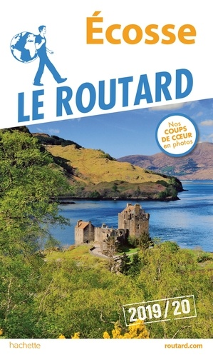 Guide du Routard Ecosse 2019/20