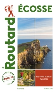 Collectif - Guide du Routard Ecosse 2020/21.