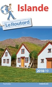 Guide du Routard Islande 2018/19 - 9782017044178 - 9,99 €