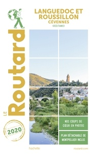 Collectif - Guide du Routard Languedoc Roussillon Cévennes 2020 - (Occitanie).