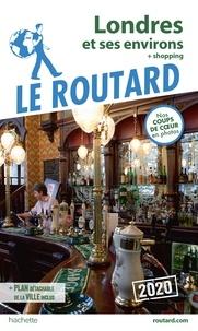 Télécharger les manuels au format pdf gratuitement Guide du Routard Londres 2020  - + shopping par  9782011183682