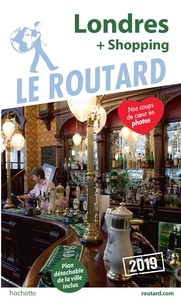 Guide du Routard Londres (+ shopping) 2019 - Collectif - 9782017069089 - 7,99 €