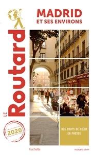 Téléchargements gratuits en ligne Guide du Routard Madrid et ses environs 2020 DJVU PDF par