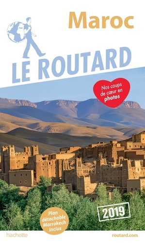 Guide du Routard Maroc 2019 - 9782017069195 - 9,99 €