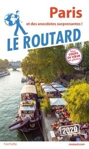 Téléchargement de fichiers Ebooks Guide du Routard Paris 2020  - et des anecdotes suprenantes in French 9782011183767