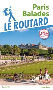 Collectif - Guide du Routard Paris balades 2019/20.