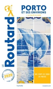 Télécharger ebook gratuit rar Guide du Routard Porto 2020  - et la vallée du Douro in French par  PDF FB2 RTF 9782017868972