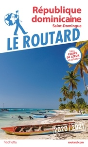 Top ebooks gratuits à télécharger Guide du Routard République dominicaine 2019/20  - Saint-Domingue MOBI ePub par  en francais 9782011183637