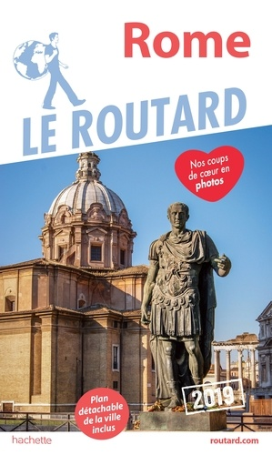 Guide du Routard Rome 2019 - 9782017056669 - 7,99 €