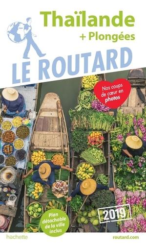 Guide du Routard Thaïlande 2019 - 9782017056829 - 10,99 €